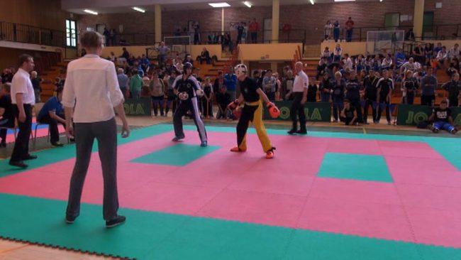 Kickboks med olimpijskimi športi