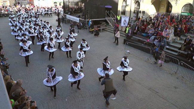 Mednarodna karnevalska povorka
