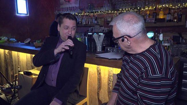 Pogovorni večer s Štefanom Petkom