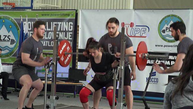 Powerlifting – državno prvenstvo