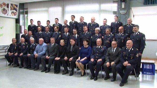 Podpis Aneksov h pogodbi o opravljanju javne gasilske službe