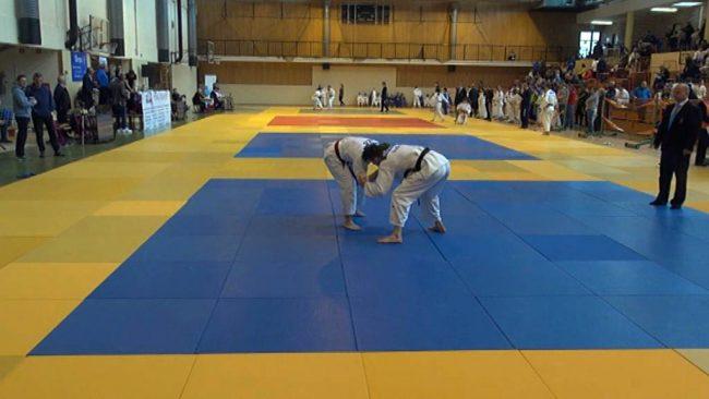 Ekipna zmaga za Judo klub Drava Ptuj