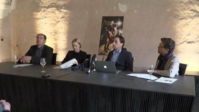 Novinarska konferenca pred festivalom Salon Sauvignon
