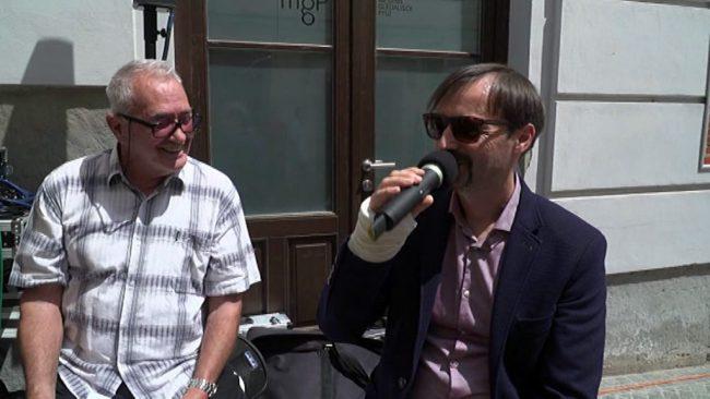 Vox Arsana in Mladen Delin gostje Voja Veličkovića