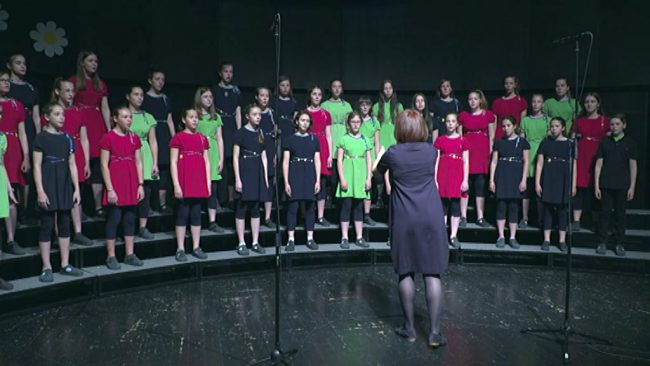 Regijsko tekmovanje otroških in mladinskih pevskih zborov