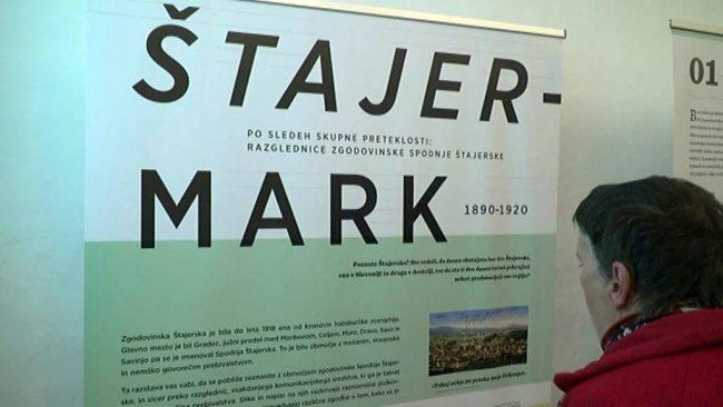 ŠTAJER-MARK (Odprtje razstave in predavanje)