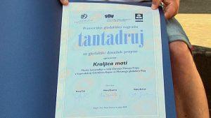 Nagrada tantadruj za MGP