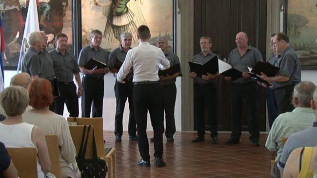 Pevski zbori na Ptujskem gradu