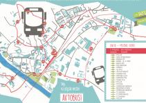 Podaljšana trasa mestnega avtobusa