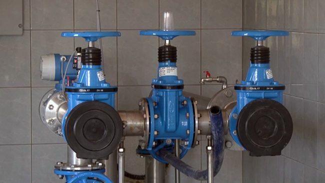Celovita oskrba vodovodnega sistema Spodnje Podravje