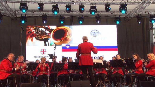 Odličen letni koncert Pihalnega orkestra Ptuj