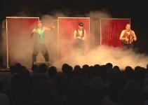 Dobro obiskane predstave Gledališkega poletja