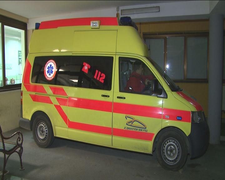 Nujna medicinska pomoč ZD Ptuj v dispečerski službi