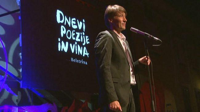 Otvoritev Dnevov poezije in vina