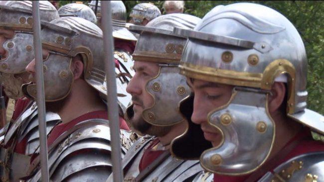 Pred nami 12. Rimske igre