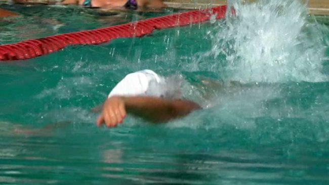 Dobri nastopi plavalke Sare Lampret