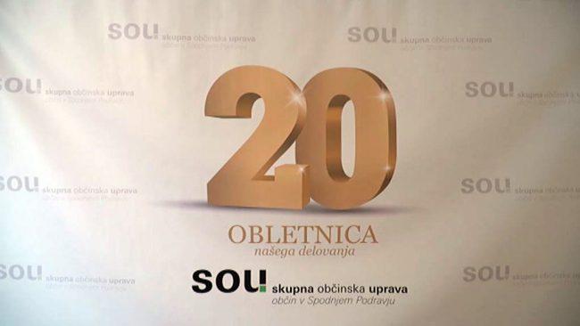 20 let Skupne občinske uprave občin v Spodnjem Podravju.