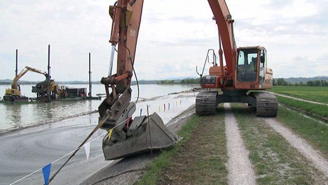 Informacije o zamuljenosti reke Drave