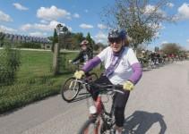 Tradicionalno organizirano kolesarjenje v Evropskem tednu mobilnosti
