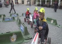 Bodimo otrokom zgled tudi v prometu
