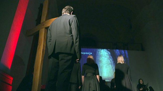 Koncert Komornega zbora Glasis