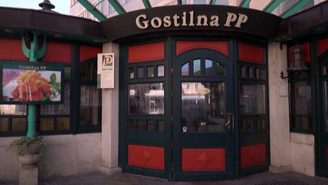 Gostilna PP je zaprl vrata