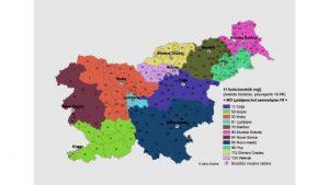 Ustanovitev pokrajin v Sloveniji