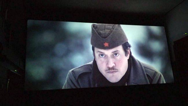 Utrip s ptujske premiere filma Preboj