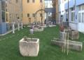 OŠ Ljudski vrt bogatejša za rimski botanični vrt