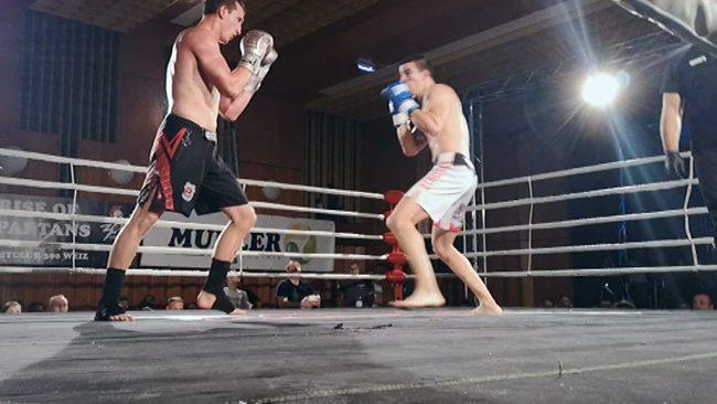 Prva profesionalna zmaga za Gašperja Vesenjaka