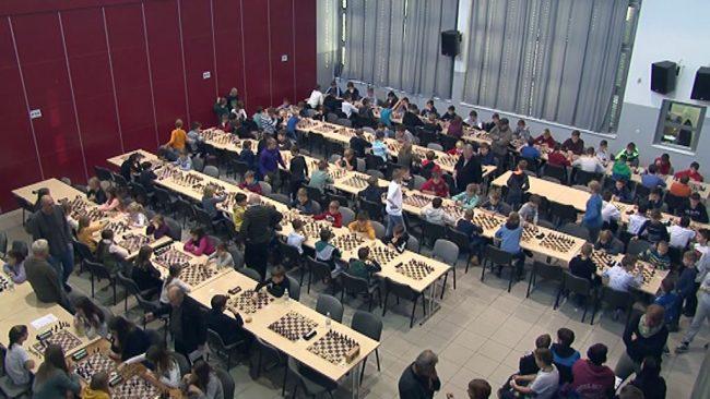 Področno tekmovanje osnovnih šol v šahu
