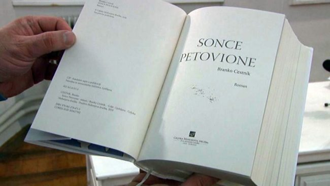 Zgodovinski roman Sonce Petovione