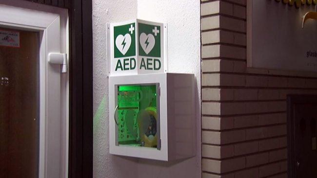 Četrtna skupnost Panorama dobila nov defibrilator