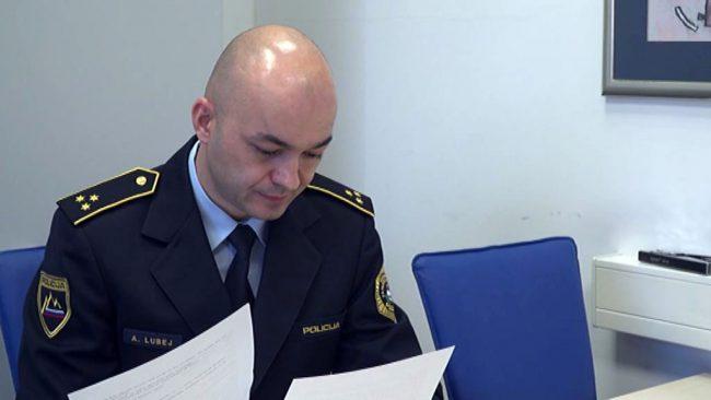Novi komandir Policijske postaje Ptuj je Aleksander Lubej