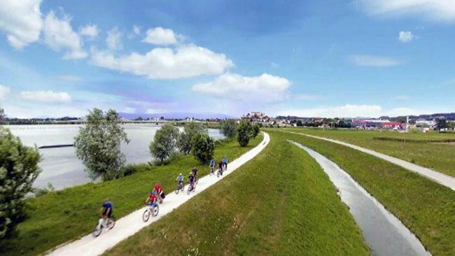 Podpis Pogodbe o sofinanciranju operacije Drava – Natura 2000 reka za prihodnost