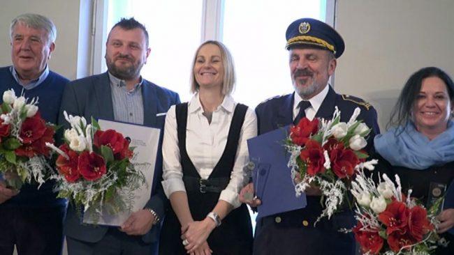 Sprejem za nagrajence Javne agencije Republike Slovenije za varnost prometa