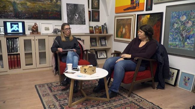Pogovor s Sandro Požun