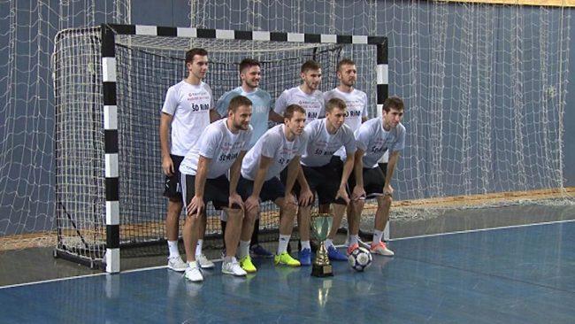 ŠD Rim Rekrtuter prvaki lige malega nogometa