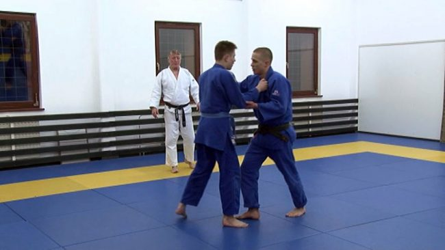 Nadarjen mlad judoist Luka Perkovič