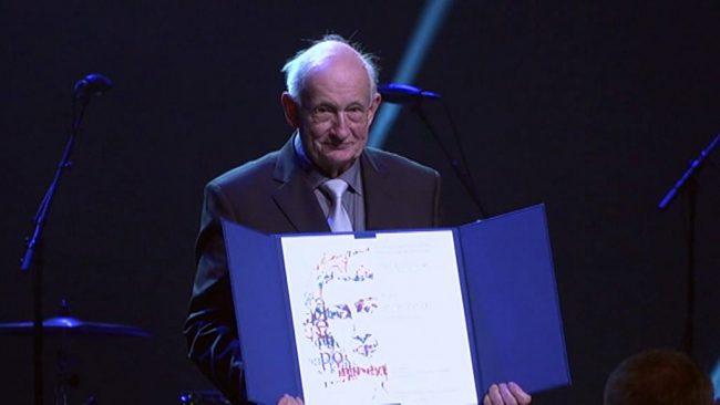 Prešernova nagrada za življenjsko delo za Stojana Kerblerja