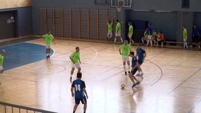Dobrodelna nogometna tekma za družino Lovrec