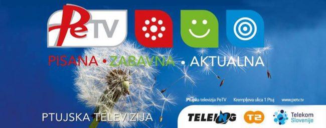 Obvestilo in opravičilo gledalcem PeTV-ja