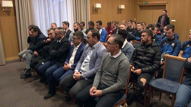 Salvatore Passante novi predsednik Nogometnega kluba Drava