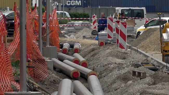 Rekonstrukcijo cestišča lokalne ceste Gregorčičev drevored