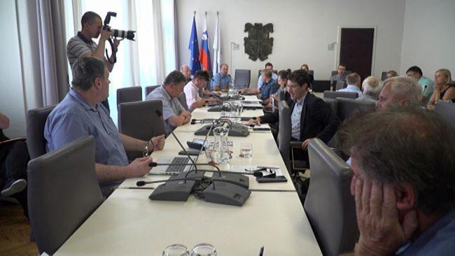 Župani potrdili projekt za gradnjo vodovoda