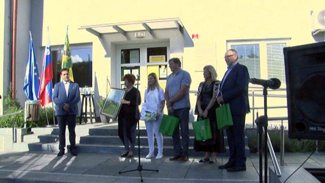 Otvoritev prenovljene ambulante v Zavrču