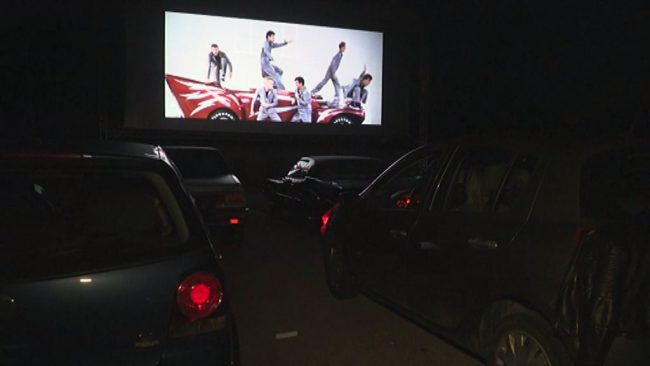Drive-in kino na Ptuju