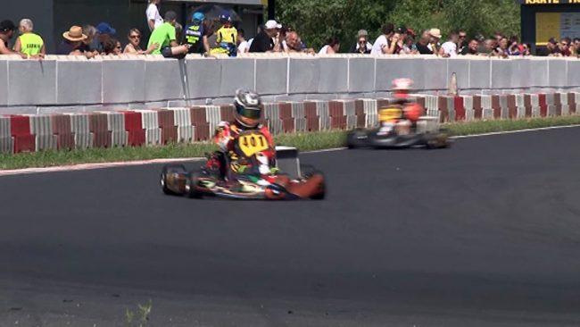Ptujska karting ekipa zmagala na prvi dirki sezone