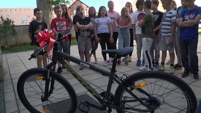 Varno na kolesih – uspešna OŠ Olge Meglič
