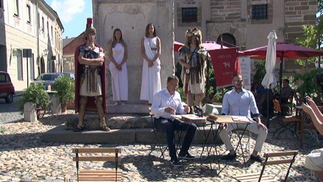 Rimske prireditve na Ptuju v letu 2020
